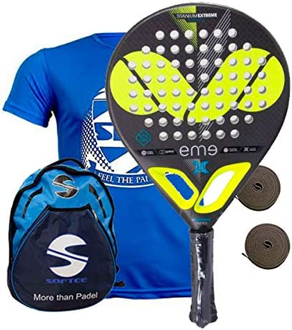 Pala De Padel Eme Extreme Control Ltd: Amazon.es: Deportes y aire ...