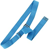 Leorealko Meditation Yoga Seat Belt Healthy Posture Support Strap for Lotus Asana Position