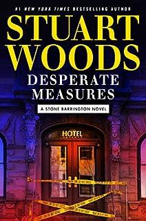 Book Cover: Desperate Measures