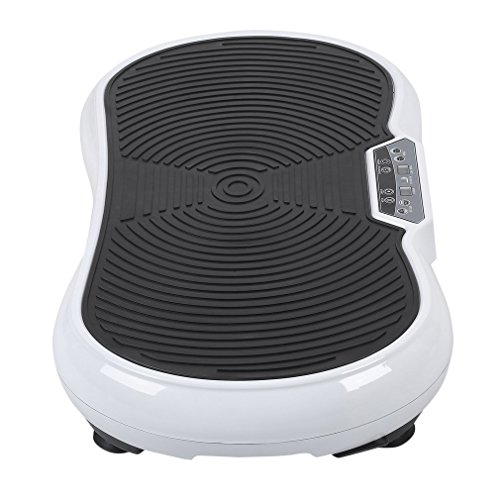 Homgrace Fitness Vibration Platform Workout Machine, Exercise Equipment For Home, Vibration Plate, Balance Your Weight Workout Equipment Includes by Homgrace (Image #4)