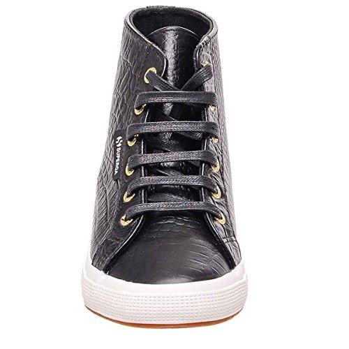 Sneaker Fglwembcocco plus 2095 Superga Donna Black wCYqtT7n