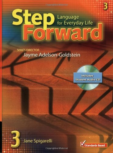 Best step forward 3 jane spigarelli