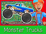 Explore A Monster Truck with Blippi %2D