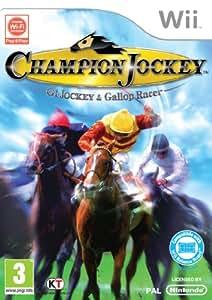 Champion Jockey (Wii) [Importación inglesa]