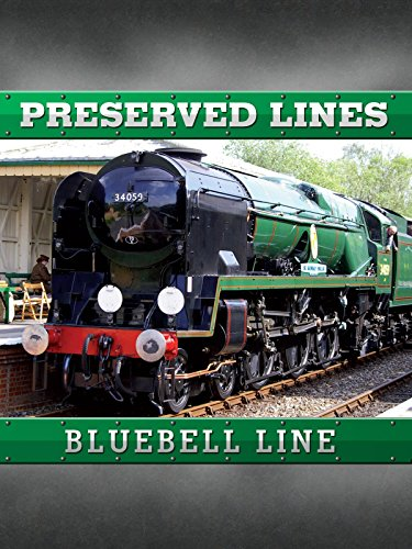 Old Locomotive Bell - Preserved Lines - Bluebell Railway