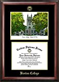 Campus Images ''Boston College Embossed Diploma'' Frame with Lithograph Print, 12.8'' x 15.8'', Gold
