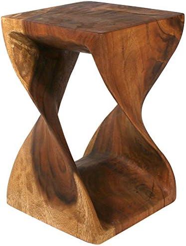 Strata Furniture Twist Stool