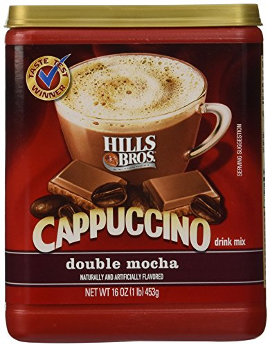 Hills Bros. Cappuccino Double Mocha (3-pack)