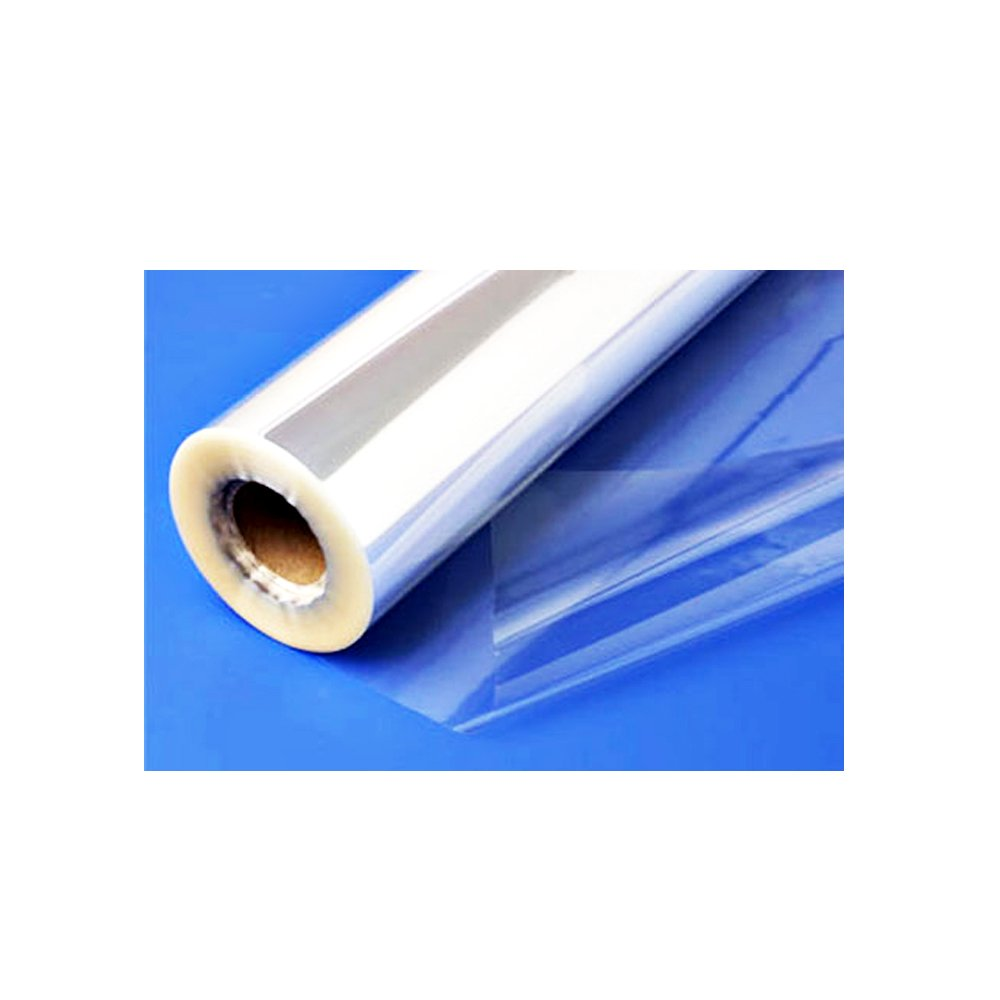 30 in. x 100 ft. Sparkle Wrap Clear Cellophane Wrap Roll Pkg/1 SYNCHKG024307