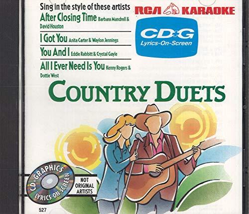 Karaoke: Country Duets