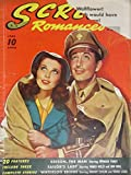SCREEN ROMANCES June 1940 with Vivien Leigh and Robert Taylor cover (big chunk missing on cover). INSIDE: articles on Bette Davis ALL THIS and HEAVEN TOO, full page ad WATERLOO BRIDGE with Vivien Leigh, articles Deanna Durbin, Laurence Olivier