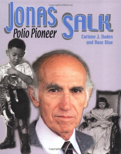 Download Jonas Salk: Polio Pioneer (Gateway Biographies) PDF