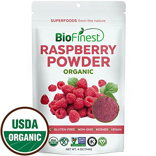 freeze dried raspberries organic - 8
