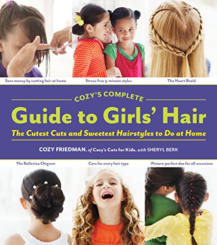 Cozy's Complete Guide to Girls' Hair from Artisan