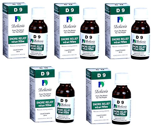 Doliosis Snore Relief oral drops. Anti snore, snore stopp...