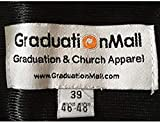 GraduationMall Unisex Matte Graduation Gown for