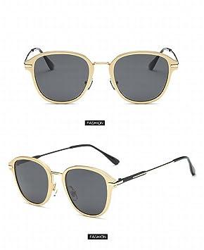 LMB Gafas de Sol Femeninas Gafas de Sol Polarizadas Marco ...