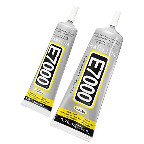 E7000 50mL - 110mL High Intensity Glue Clear DIY Crafts Jewelry Shoes Glass Phone Screen Adhesive StOrE_hApPy