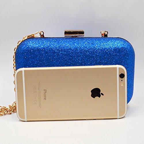 Millya 01 bb bleu bleu Pochettes 00739 bleu XrxPq0r7w