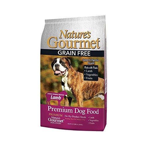 Nature s Gourmet Dog Food, Premium Grain Free Adult Dry Dog Food