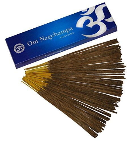 Om Nagchampa Nag Champa Premium Incense Fragrance 15g 40g 100g (100g)