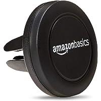 AmazonBasics Soporte universal para teléfono celular, con ventosa, para coche, paquete de 2