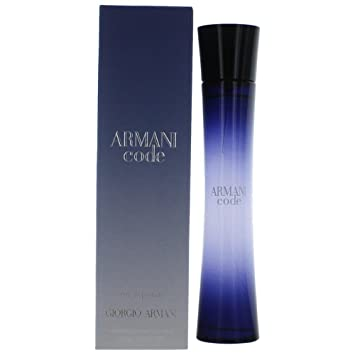 149d329fa Amazon.com : Giorgio Armani Code Eau de Parfum Spray Women, 2.5 Fl Oz :  Beauty