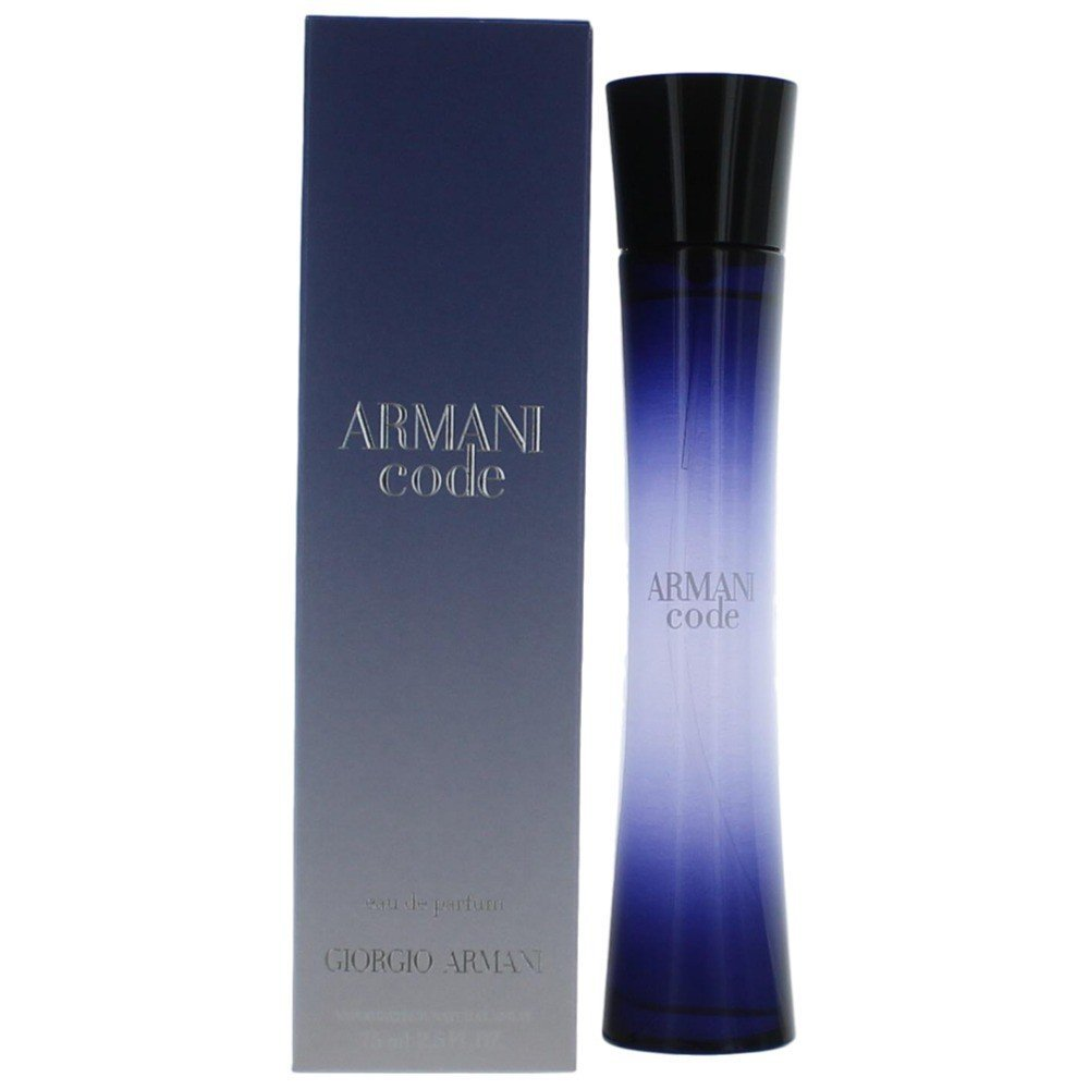 0b40053125216 Amazon.com   Giorgio Armani Code Eau de Parfum Spray Women, 2.5 Fl Oz    Beauty