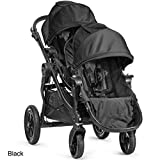 Baby Jogger 2014 City Select Stroller WITH Second Seat (Black)