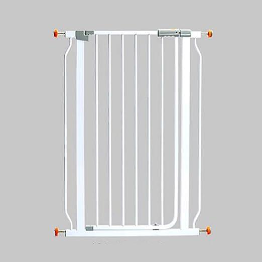Yuhao Extensiones de presión Fit Gates bebé Seguridad Escalera Puerta Pet Gate, Playpen Fireguard y Separador de habitación, 111 – 118 cm: Amazon.es: Hogar