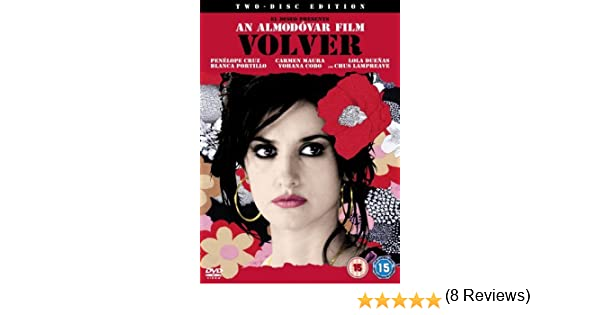 Volver (Almodovar) [DVD] by Penelope Cruz: Amazon.es ...