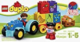 LEGO DUPLO My First Tractor 10615 Learning Toy for Babies