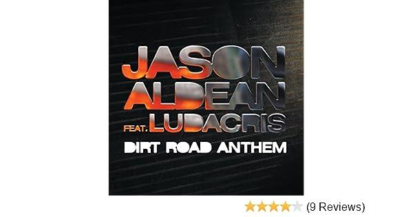 Digital printable piano sheet music for jason aldean dirt road.