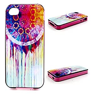 iPhone 5S Cases,iPhone 5 Case,5S Cover,5S Case for girls,Case for Boys,Carryberry 2-Piece Style Soft Back Skin Cover for iPhone 5,iPhone 5S,00009