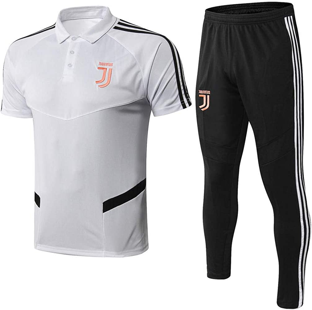ZuanShiDaHeng Traje de Bola Camiseta Adulto Ropa Deportiva Fútbol ...