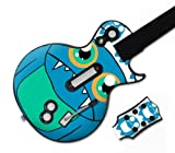 Music Skins MS-FTC10026 Guitar Hero Les Paul- Xbox 360 & PS3- Find The Cure- Monster Skin
