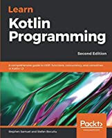 Learn Kotlin Programming, 2nd Edition Front Cover