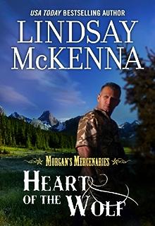 Heart Of The Wolf Morgans Mercenaries Series Book