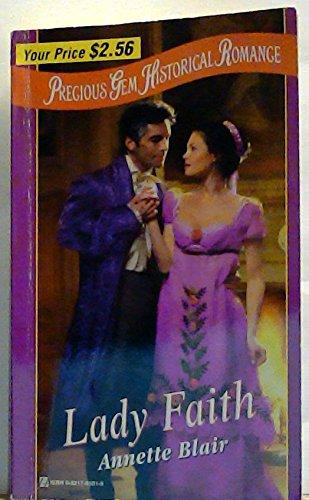 book cover of Lady Faith
