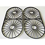 Propeller Guard Pro Cover for Simtoo Moment Drone, 2PC, Black