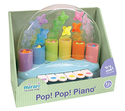 PlayMonster Mirari Pop! Pop! Piano (Pop Sets Piano)