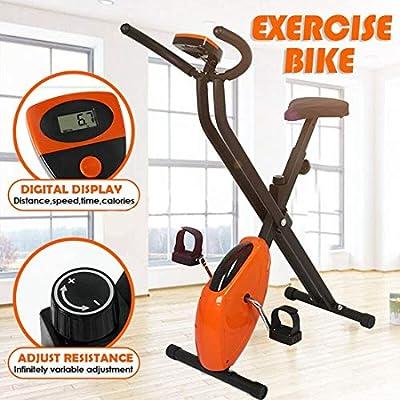 ASDF Bicicleta Estática De Ciclismo De Interior,Bicicleta Estática ...