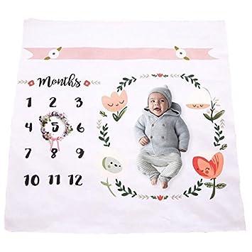 Neugeborene Baby Engel Flügel Meilenstein Decke Fotografie Hintergrund Foto