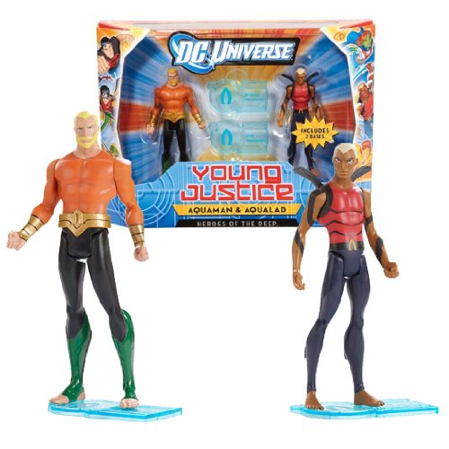 young justice action figures set - 1
