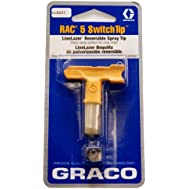 Graco #LL5-421 LineLazer RAC 5 SwitchTip - 0.021 inches (orifice size) - for 4-8 inch Line Widths - LL5421