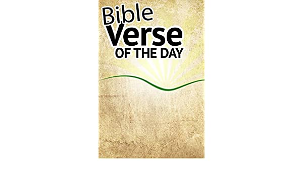 Bible Verse Of The Day: 30 Days of Romans (Inspirational