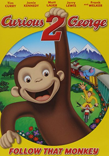 Curious George Colour - Curious George 2: Follow That Monkey