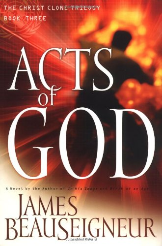 Image for Acts of God: Book Three of the Christ Clone Trilogy