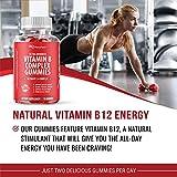 Vitamin B Gummies (2-Pack, 140 Gummies) - Potent