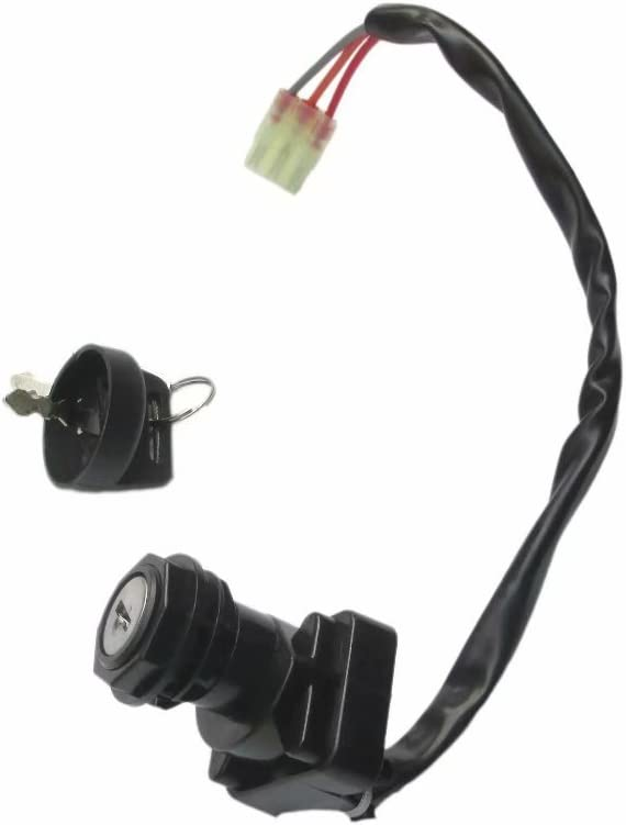 IGNITION KEY SWITCH FITS ARCTIC CAT 300 2X4 2000 2001 2002 2003 ATV NEW